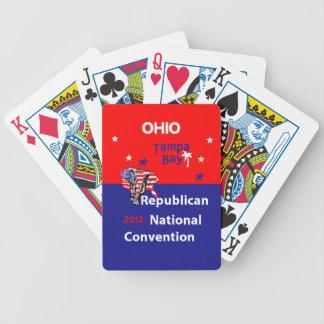 Convenio republicano barajas de cartas