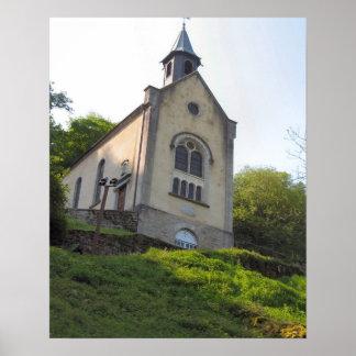 Convent, Arbois Poster