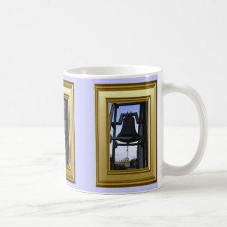 Convent bell, Greek Orthodox Church Classic White Coffee Mug