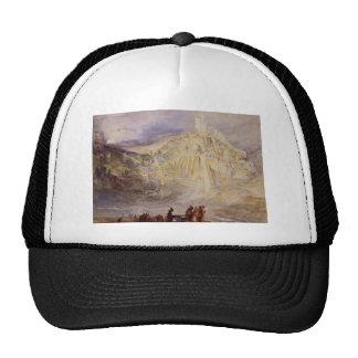 Convent of Santa Saba by William Turner Hat