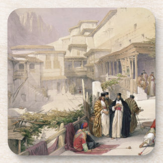 Convent of St. Catherine, Mount Sinai, February 17 Coaster