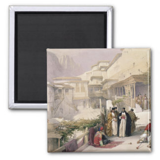Convent of St. Catherine, Mount Sinai, February 17 Magnet
