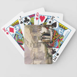 Convent of St. Catherine, Mount Sinai, February 17 Bicycle Poker Deck
