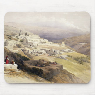 Convent of the Terra Santa, Nazareth Mouse Pad