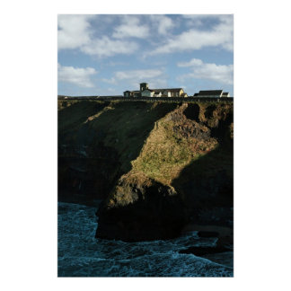 convent on the cliffs poster