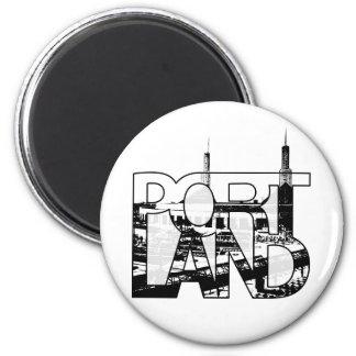 Convention 2 Inch Round Magnet