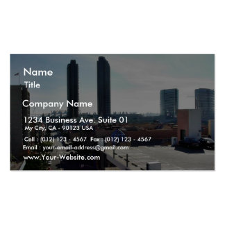 Convention Center Double-Sided Standard Business Cards (Pack Of 100)