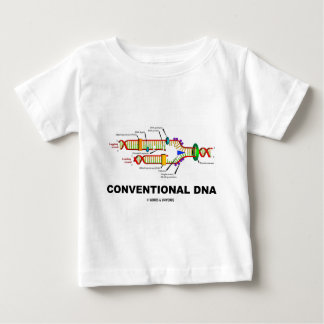 Conventional DNA (DNA Replication) Baby T-Shirt