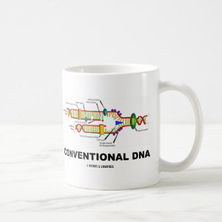 Conventional DNA (DNA Replication) Coffee Mug