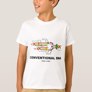 Conventional DNA (DNA Replication) T-Shirt
