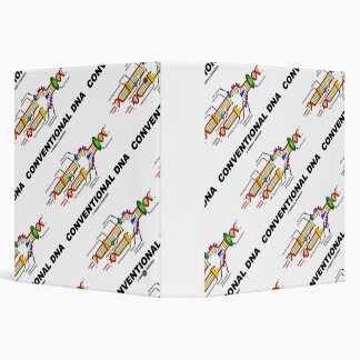 Conventional DNA Molecular Biology Humor Binder