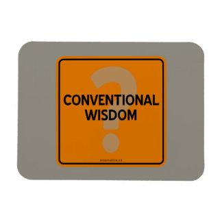 CONVENTIONAL WISDOM? MAGNET