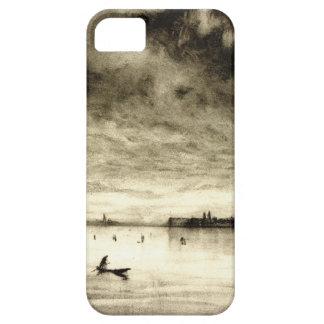 Convento armenio Venecia Italia 1905 Funda Para iPhone 5 Barely There