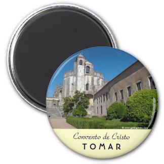 Convento de Cristo 2 Inch Round Magnet