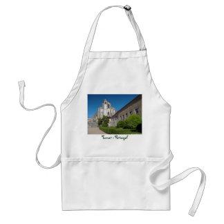 Convento de Cristo Adult Apron
