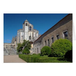 Convento de Cristo Card