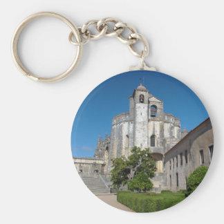 Convento de Cristo Llavero Redondo Tipo Pin