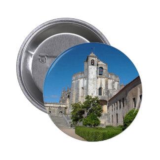 Convento de Cristo Pin Redondo 5 Cm