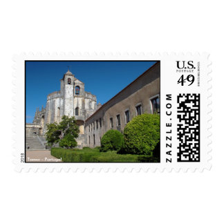 Convento de Cristo Postage Stamp