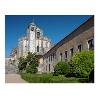 Convento de Cristo Postcard