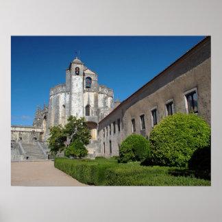Convento de Cristo Póster