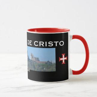 Convento de Cristo*, Tomar Portugal Panoramic Mug