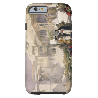 Convento de St. Catherine, monte Sinaí, el 17 de Funda Para iPhone 6 Tough