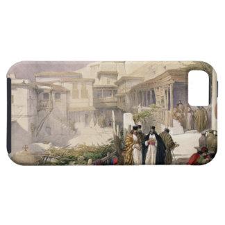Convento de St. Catherine, monte Sinaí, el 17 de iPhone 5 Fundas