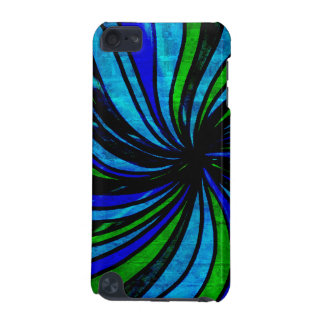 Converge - Cool Swirl or  Vortex pattern ipod case iPod Touch 5G Cover