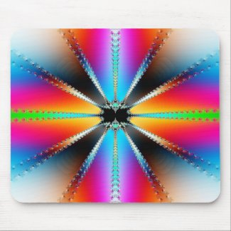 'Convergence' mousepad