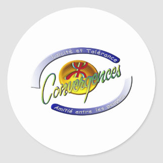 convergences stickers