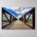 Convergencia del puente posters
