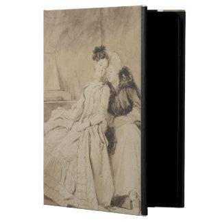 Conversación íntima por Fragonard