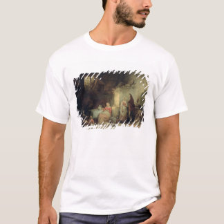 Conversation after the Meal, 1840 T-Shirt