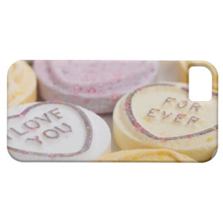Conversation hearts candy I Love You Forever photo iPhone SE/5/5s Case