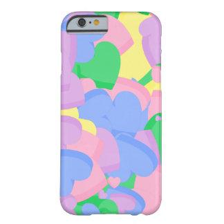 Conversation Hearts Digital Art Phone Case