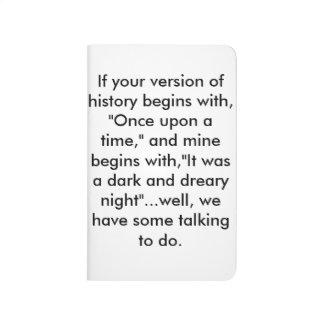 Conversation Starter Notebook