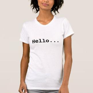 Conversation Starters Tee Shirt