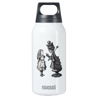 Conversations with Alice Insulated Water Bottle