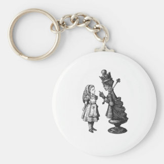 Conversations with Alice Keychain