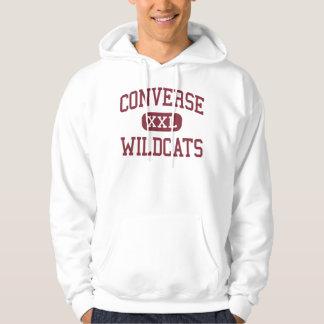 Converse - Wildcats - High - Converse Louisiana Hoodies