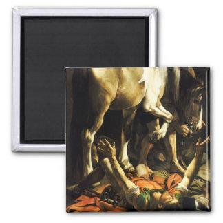 Conversión de Caravaggio del imán de San Pablo