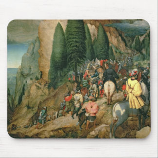 Conversion of St. Paul, 1567 Mouse Pad