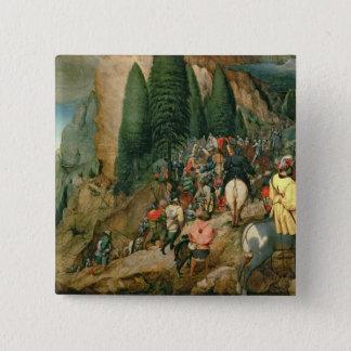 Conversion of St. Paul, 1567 Pinback Button
