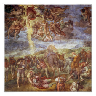 Conversion of St. Paul Poster