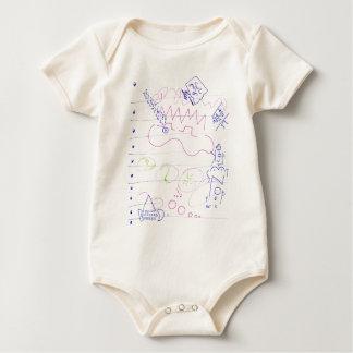 conversión simbólica trajes de bebé