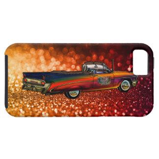 Convertible 1959 de Pontiac Catalina del vintage Funda Para iPhone SE/5/5s