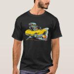 Convertible amarillo 1966-67 del Corvette Playera