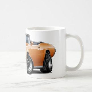 Convertible anaranjado 1970-72 de Buick GS Taza De Café