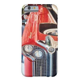 Convertible continental 1959 de Lincoln Funda De iPhone 6 Barely There